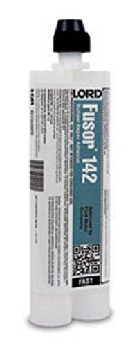 Lord Fusor Plastic Repair Adhesive, Fast, 10.1 Oz. Part #:Fus-142