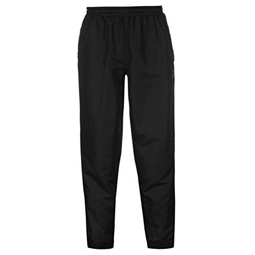 Lonsdale Herren Jogginghose Fitness Trainingshose Sporthose Sweatpants Schwarz Large