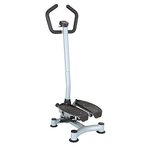 LOO LA 2-In1 Fiets-Fitness Cross Trainer Oefening Elliptische Cardio Gewichtsverlies Workout Machine-Met Seat Pulse Hartslagsensoren