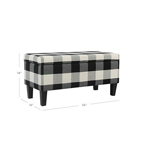 Kinfine-Large-Upholstered-Storage-Ottoman-Bench-with-Hinged-Lid