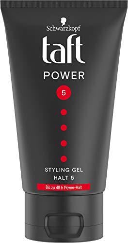 Taft Styling Gel Power Bis zu 48h Power-Halt Halt 5, 150 ml