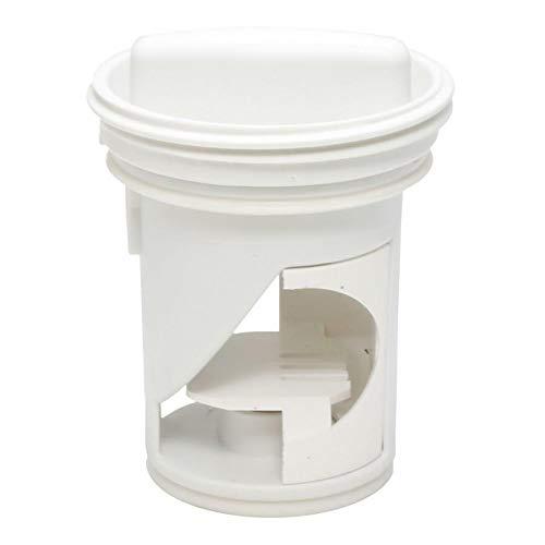 Flusensieb, Sieb, Flusensiebeinsatz passend für Bauknecht Whirlpool Waschmaschine 481248058105