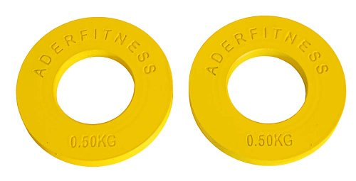 Ader Olympic Fractional Plates
