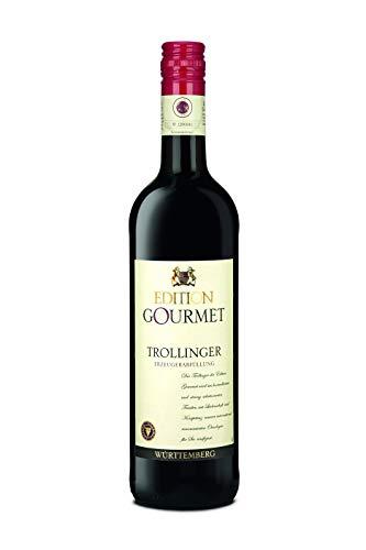 Württemberger Wein Trollinger QW EDITION GOURMET (1 x 0.75 l)