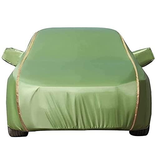 XBWLKJ012LP lona exterior coche Funda coche exterior Carpa para auto Compatible con Dodge Avenger/Caliber/Journey/Nitro/Viper garaje exterior para coche Resistente a los rayos UV, impermeable, a prueb