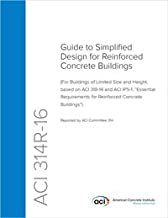 314R-16 Guide to Simplified Design for Reinforced Concrete Buildings