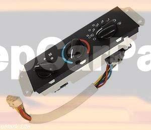 55037473AB-HVAC Control Unit 1999-2001 TJ Wrangler (Left Hand Drive or Right Hand Drive);