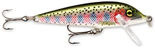 Rapala Countdown 01 Fishing lure, 1-Inch, Rainbow Trout