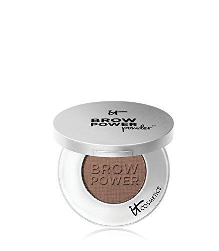 IT Cosmetics Waterproof Brow Power Powder: Universal Taupe