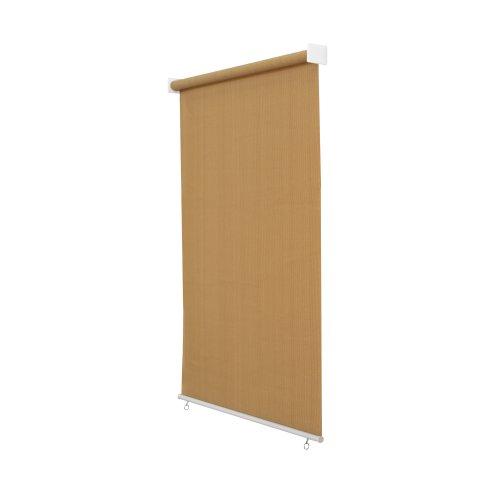 jarolift Estor Exterior/Persiana Exterior/Toldo Vertical, 120 x 140 cm(Ancho x Altura) Beige