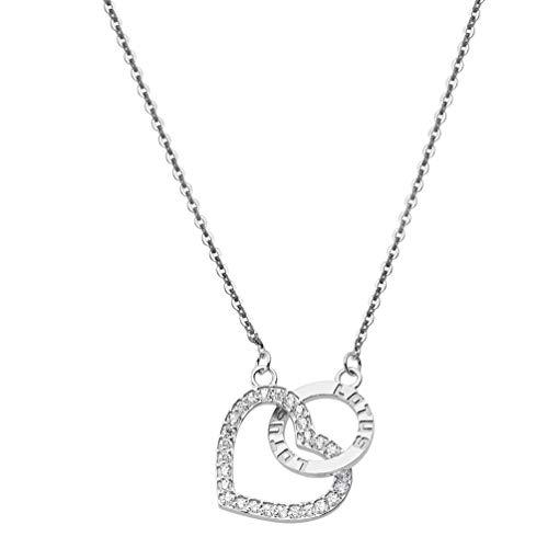 Lotus Silver Collar modelo LP1864-1/1 de la colección Moments en plata para señora