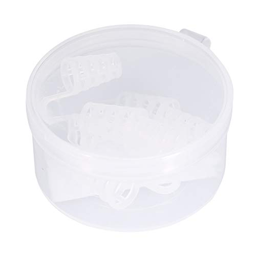 4 STUKS Siliconen Herbruikbare Snurkbeugel, Neuskegels, Transparante Neusspreider, voor Slaap Soepel Adem Anti-snurkapparaat Slaaphulpmiddel Stopper