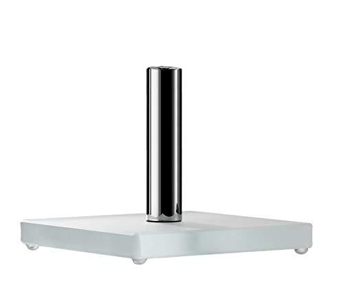 Emco 109600114 Standfuss für LED Akku Kosmetikspiegel, Chrom