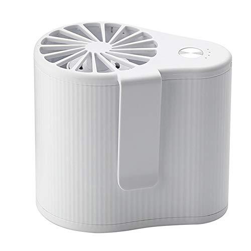 Elektrische ventilator, buitensporten multifunctionele taille-ventilator, sterke wind opladen mini-ventilator, kleine desktop USB-ventilator