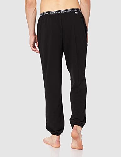 Calvin Klein Jogger Pantalones de Pijama, Negro (Black 001), XL para Hombre