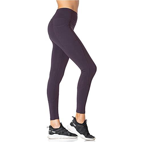Leggings Push Up Mujer,Europa y los Estados Unidos Nuevos Pantalones de yoga Pantalones de bolsillo de mujer Pantalones ajustados para deportes deportivos desnudos High Cintura MANEJAS MANTELAS FITNE
