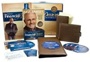 Financial Peace University and Total Money Makeover Complete 2009 Home Study Kit By Dave Ramsey w/ Dvds Cds Books