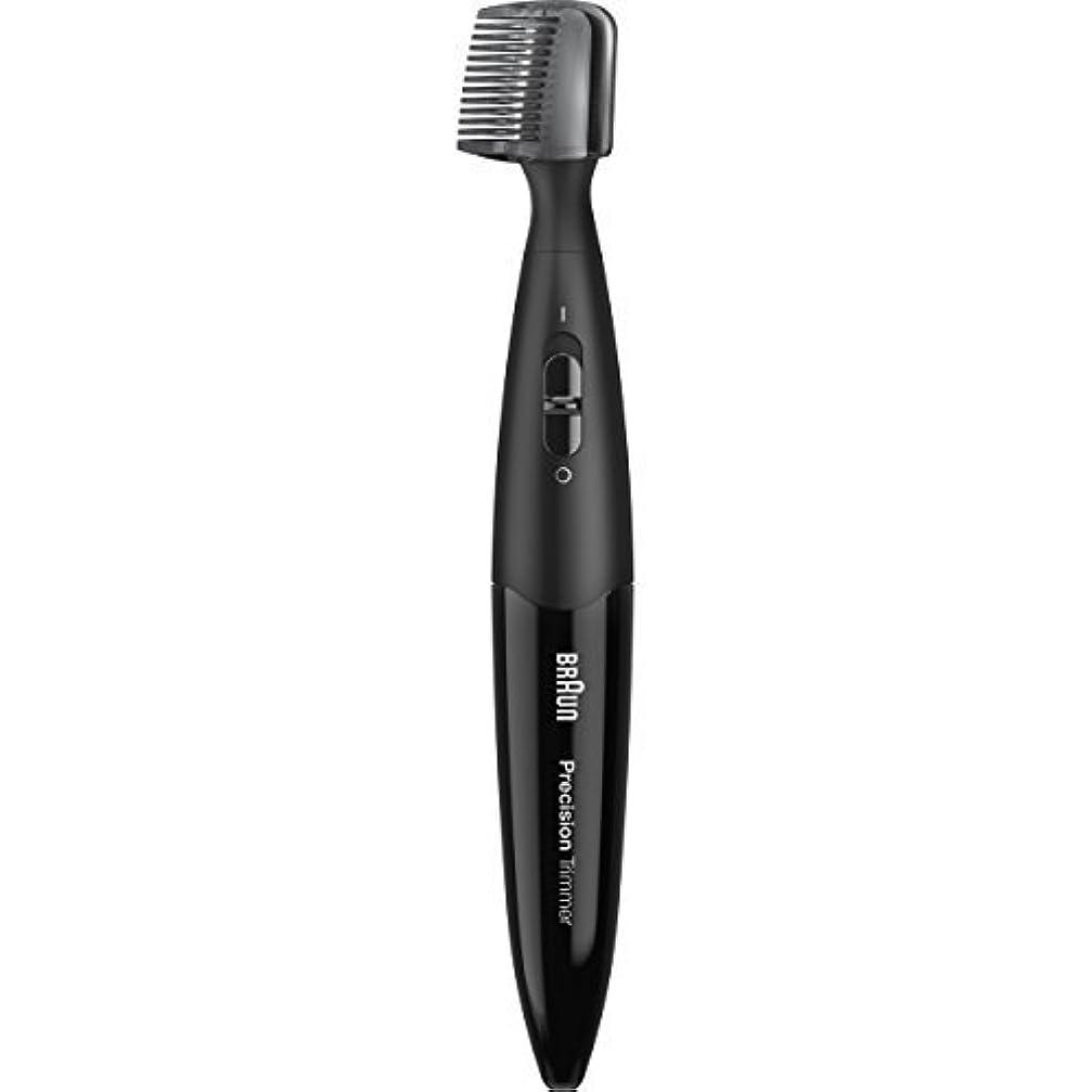 ファセットマッシュ愚かBraun Precision Trimmer PT5010, Men's Precision Beard, Ear & Nose, Mustache detailer, styler [並行輸入品]