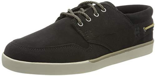 Etnies Durham, Zapatillas de Skateboard para Hombre, Gris (021/Dark Grey 021), 42.5 EU