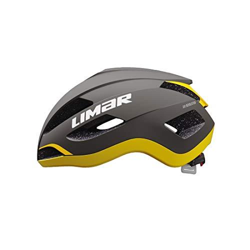 Limar Unisex– Erwachsene Air Master Fahrradhelm, Mattschwarz, L