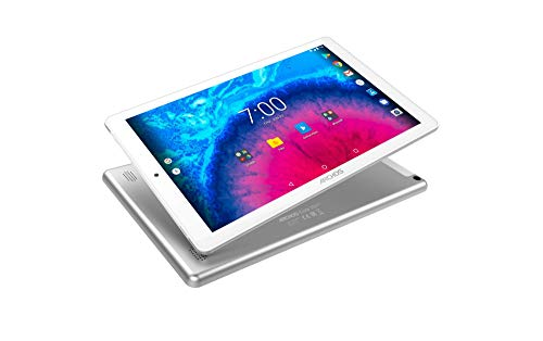 Archos CORE 101 3G V5 64GB Touch Tablet 3G and WiFi (10.1 Inch IPS HD Screen - Quad-Core Processor - 5000 mAh) Grey
