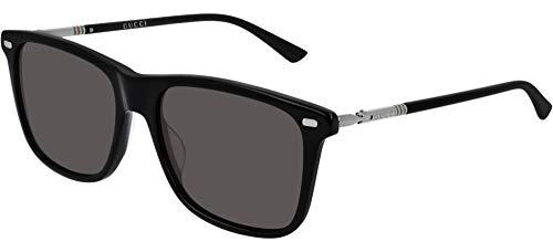 Gucci GG0518S BLACK/GREY 54/17/140 Mens Zonnebrillen