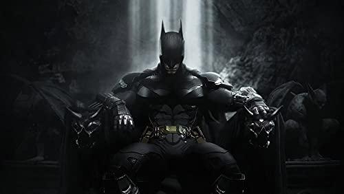 FHGGR Fondos De Batman Rompecabezas para Adultos 1000 Piezas Regalo para jóvenes Juego de Rompecabezas de Interior para Adultos Divertido Rompecabezas 75 * 50 cm
