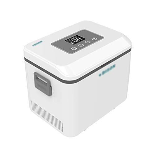 Draagbare lithium-ion-koeler, 1,5 liter, 2-25 graden Celsius, voor in de koelkast