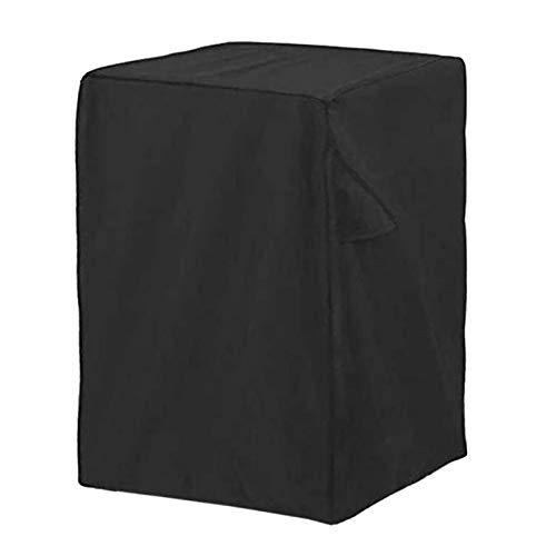 BANGSUN 1 cubierta de aire acondicionado grande universal Veranda invierno negro 45 x 50 x 75 cm