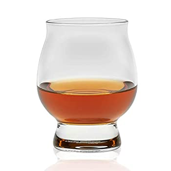 Libbey Signature Kentucky Bourbon Trail Whiskey Glasses Set of 4