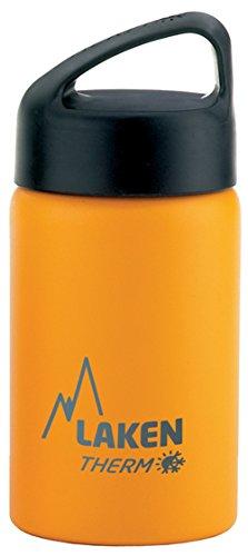 Laken Classic Botella Térmica Acero Inoxidable 18/8 y Doble Pared de Vacío, Unisex adulto, Amarillo, 1000 ml