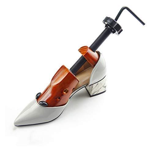 SJYSD-Bath Mat Zapatero Unisex, 1 Pieza, ensanchador de Zapatos de Madera, Moldeador de árboles, Zapatos Planos Ajustables de Madera, Bombas, Botas, árboles, tamaño S/M/L, ensanchador de Zapatos