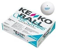 ナガセケンコー(KENKO) ソフトテニスボール スタンダード ホワイト 練習球 5ダース(60球入り) TSSWV-5SET