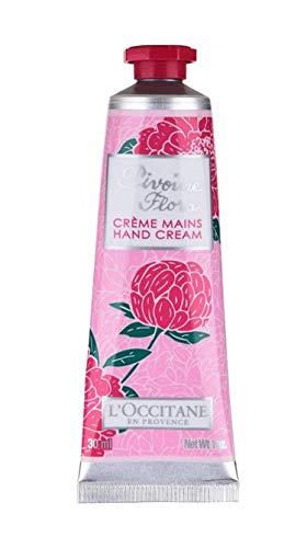 Crème mains pivoine flore - 30 ml - l'occitane