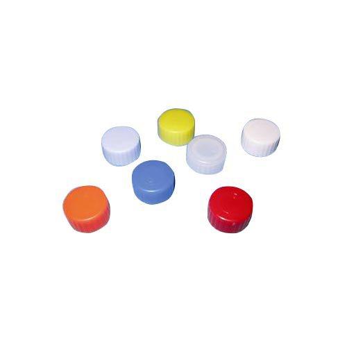 Evergreen Scientifics 300–3918-T020 MST-Kappe aus natürlichem Polyethylen mit Haltering, 25,9 cm Länge, 200 Stück