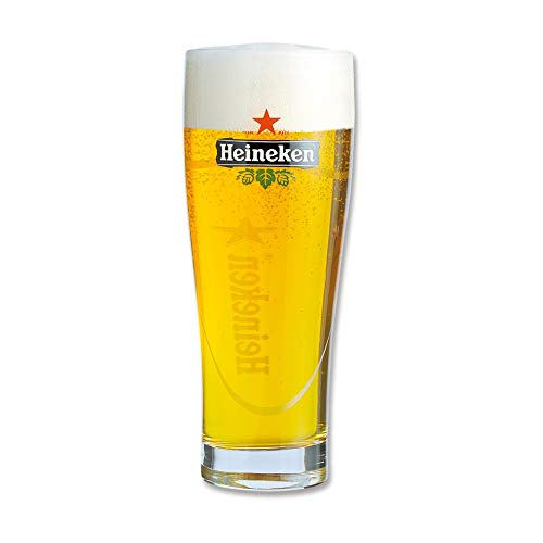 Heineken - Biergläser Ellipse 50cl - 24 stück