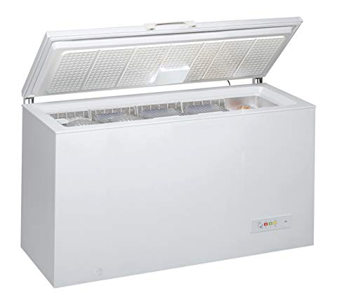 Privileg PFH 706 Gefriertruhe/Nutzinhalt 390 L/Cool or Freeze/Supergefrierfunktion/Door Balance/SpaceMax/Kindersicherung