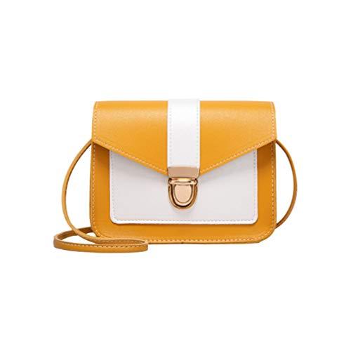 TENDYCOCO 1Pc Frauenhandtasche Mode Langlebige Kreative Umhängetasche Retro Muster Tasche Kette Handtasche für Mädchen Dame Frauen