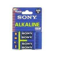 Sony AM-4E  1,5V AlkalineMicro Batterie, AAA/LR03, 4er Pack