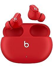 BeatsStudioBuds – verkligt trådlösa brusreducerande öronsnäckor – Aktiv brusreducering, svettåliga hörsnäckor, kompatibla med Apple och Android, Class1 Bluetooth, inbyggd mikrofon – BeatsRöd