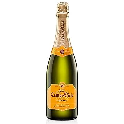 Gran Campo Viejo Cava Brut Reserva Spanish Sparkling Wine, 75 cl