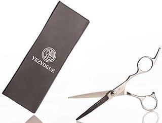 Hair Cutting Scissors YEZVOGUE Professional Barber Haircut Shears 7.0 inch Sharp Salon Razor Hair Cutting Shear Stainless ...