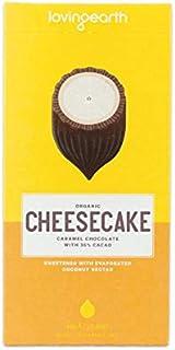Loving Earth Lemon Cheesecake Caramel Chocolate 80 g