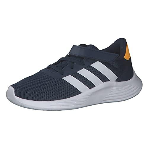 adidas Lite Racer 2.0 C, Zapatillas de Running, AZMATR/FTWBLA/Dorsol, 31 EU