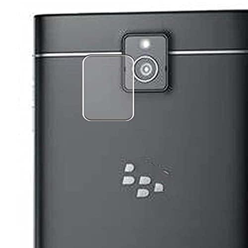 Vaxson 2 Stück Kamera Schutzfolie, kompatibel mit BlackBerry Passport LTE Q30 Windermere, Kameraobjektiv TPU Folie [nicht Panzerglas Bildschirmschutzfolie/Hülle Hülle ]