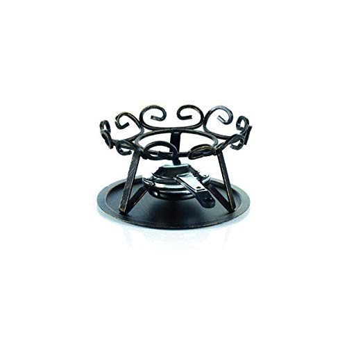 TABLE&COOK–3008208–21–Rechaud Fondue aus Schmiedeeisen 21cm