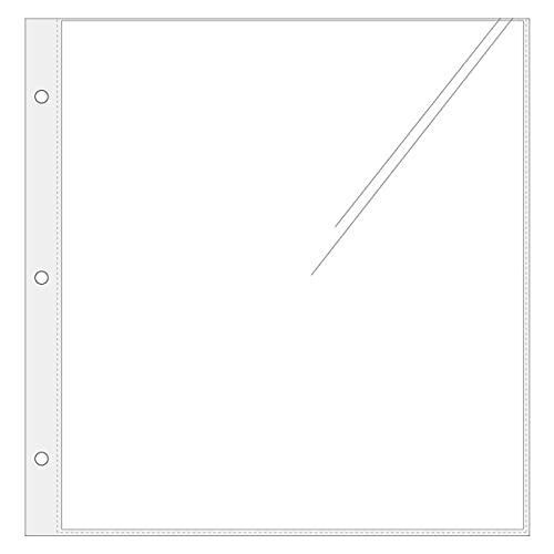メガアルバム ATSUI OMOI(アツイオモイ)1500専用 フリーポケット台紙 10枚