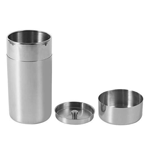Theedoos theedoos van staal container voor keuken thuis thee koffie suiker voedsel opslag Big