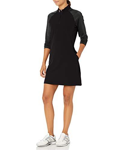 adidas Golf Dress, Black, Medium