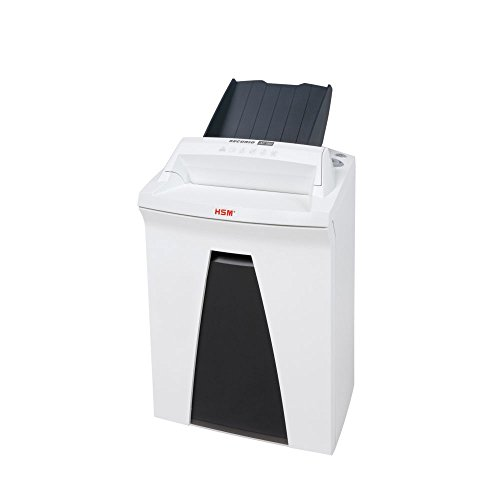 Fantastic Deal! HSM SECURIO AF150 Cross-cut Shredder with automatic paper feed; shreds up to 150 aut...